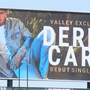Musical QB? Derek Carr says billboard just a joke