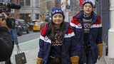 Team USA's Olympic parade uniforms include touch of American frontier