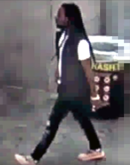 Photo of one of the people involved in a shooting on Aug. 25 in Northwest D.C.  Tuesday, Aug. 29, 2017 (Metropolitan Police)