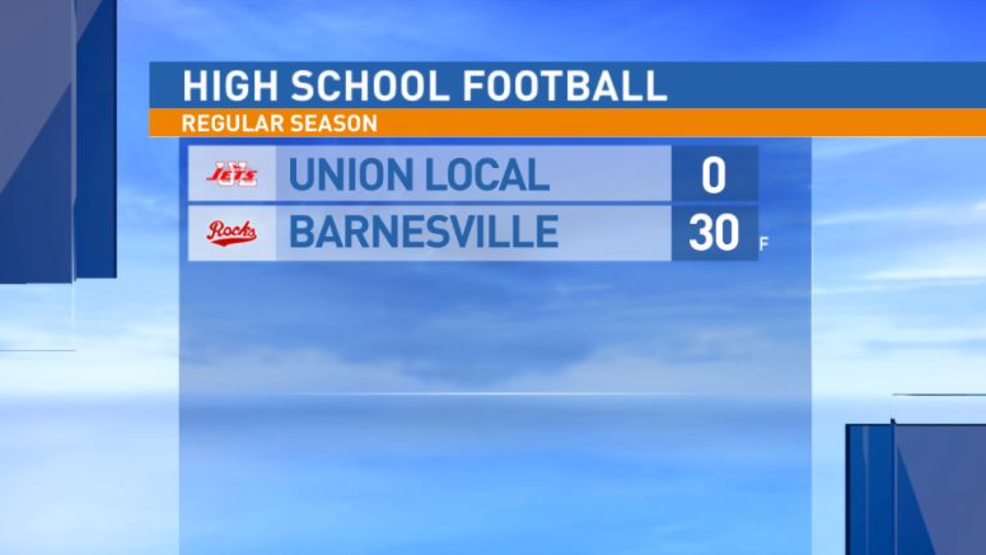 10.26.18 Highlights: Union Local at Barnesville