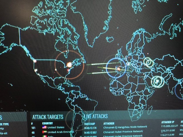 Norse is a software program that tracks cyber attacks in real time as they are happening around the world.<p></p>