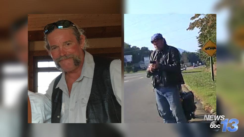 MISSING: Blue Ridge Parkway searching for missing Virginia man