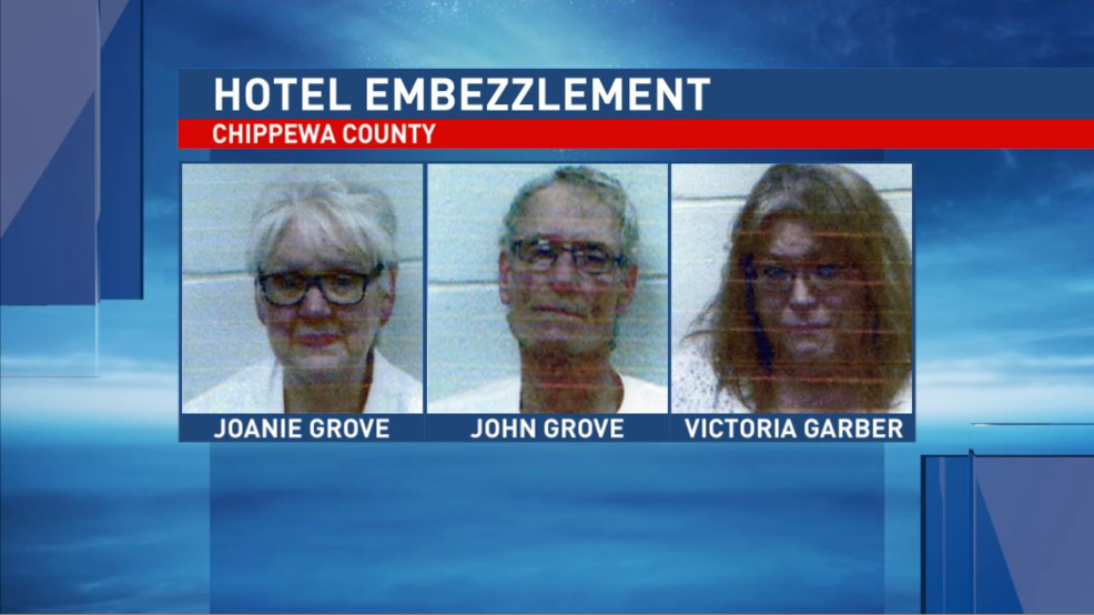 Arrests In Chippewa County Northern Michigan S News Leader