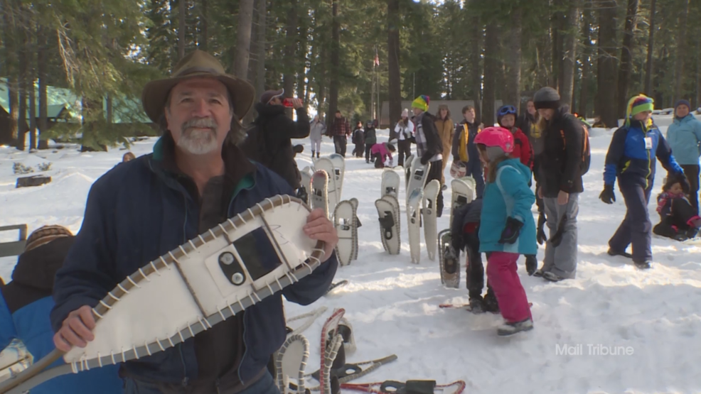 Oregon Outdoors: Snowcapades