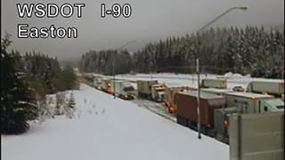 I-90 at Snoqualmie Pass, portion of Highway 2 closed due ...