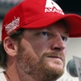 NASCAR star Dale Earnhardt Jr. shows support for NFL protests during national anthem