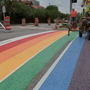 Movement underway to place rainbow crosswalk in San Antonio