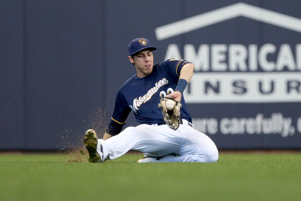 Christian Yelich is headed to the All-Star game as a reserve.