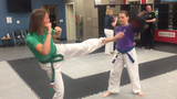 Building confidence and skills at Courage Martial Arts