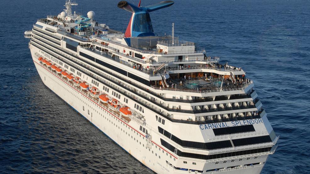VIDEO Carnival Cruise Ship Returns To Terminal After Medical - Cruise ship mobile alabama
