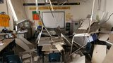 Pataskala elementary closed after partial ceiling collapses inside classroom