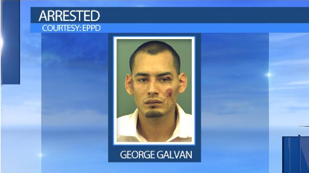 Elegant George Galvan Was Arrested After Police Say He Struck Another Man With A  Vehicle Outside An East El Paso Gentlemenu0027s Club.