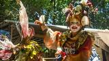 Preparation for 49th annual Oregon Country Fair is underway
