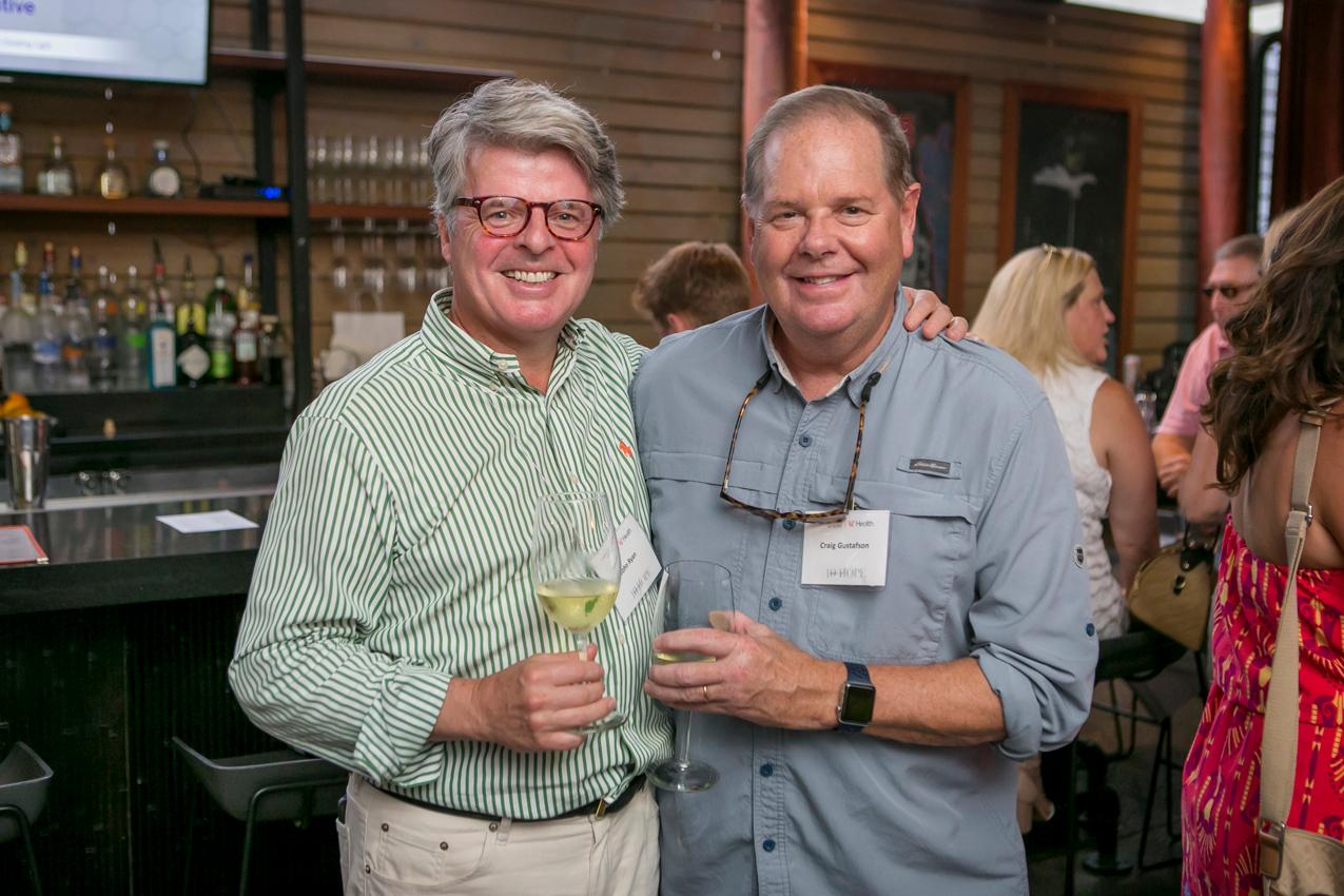 John Ryan and Craig Gustafson{ }/ Image: Mike Bresnen Photography // Published: 8.6.17