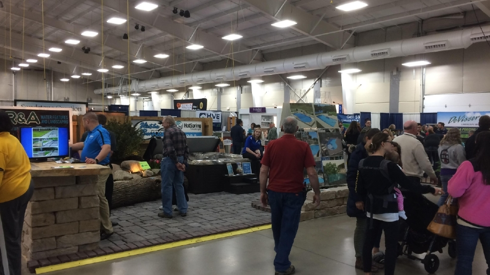 Kalamazoo Home And Garden Expo Offers Services For Spring Projects Pictures Gallery