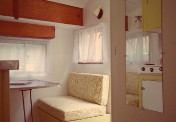 The Coolest Guest Bedroom On Two Wheels Cincinnati Refined