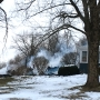 Barn, 7 chickens lost to fire in Pompey; house and dog saved