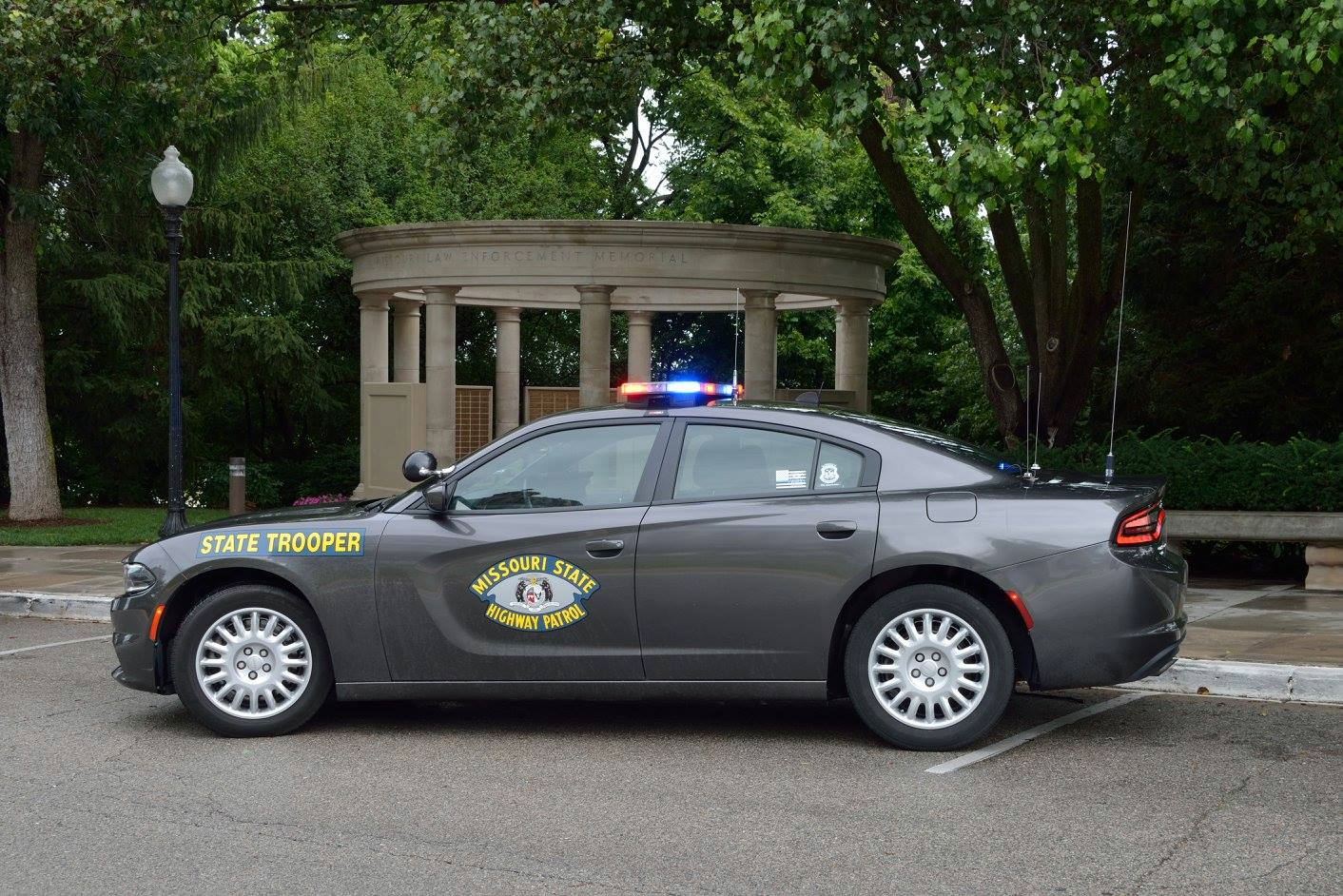 Missouri State Highway Patrol. (American Association of State Troopers|Facebook)