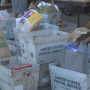 Area letter carriers and volunteers ready to Stamp Out Hunger