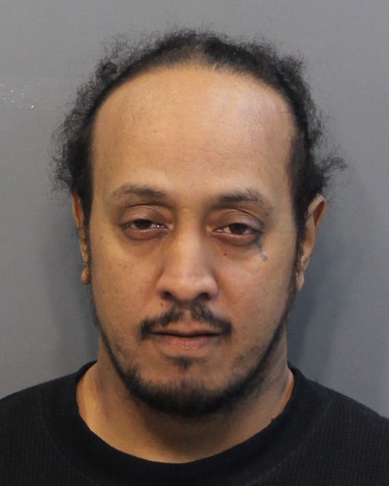 Willie Jay Kalaukoa, born 3/18/1975. Charged with aggravated robbery, prostitution, patronizing prostitution, possession of a controlled sub, intent to resale controlled substance. Arrested at the 700 block of Talley Road (Photo: HCSO).