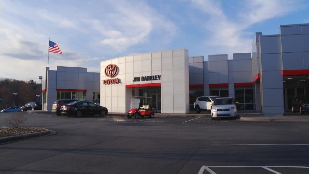 Jim Barkley Toyota Being Sold | WLOS