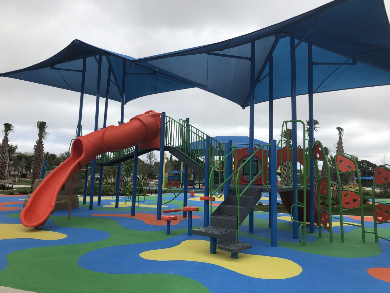 <p>The City of Boca Raton is preparing to unveil a new multimillion-dollar park on Saturday. (WPEC)</p>