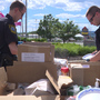 Tornado responders overwhelmed by community support