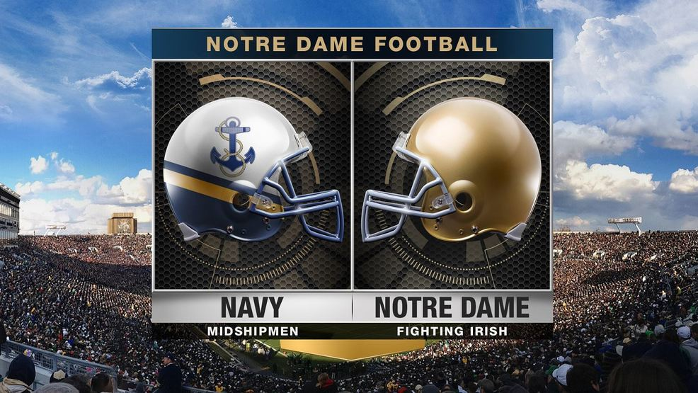 Notre Dame and Navy to play in Ireland in 2020  e70f65fb9