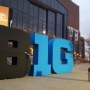 FOX 11 in Indy for the Big Ten Conference game