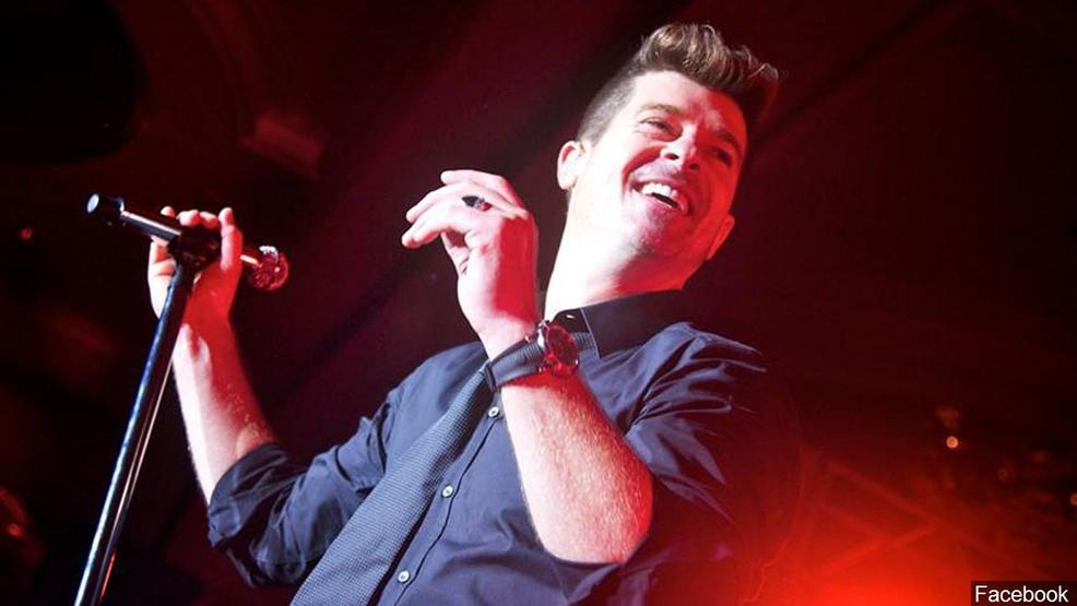 Robin Thicke to perform live at new speakeasy inside The Cosmopolitan