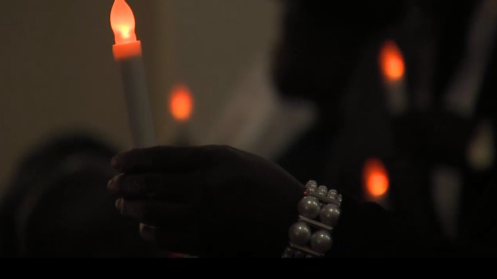 'Survivors of homicide' candlelight vigil brings community together in shared circumstance