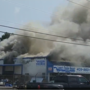 Long's Trailer Repair shop damaged in building fire
