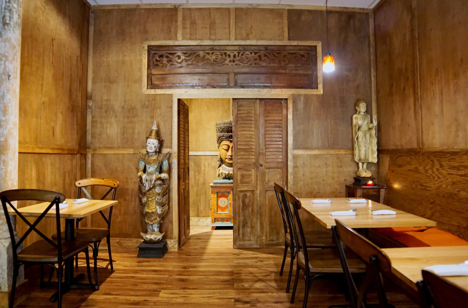 Buddha Barn's Thai cuisine is some of the best food you can have in Cincinnati. Its thoughtful preparations imbue time-honored recipes with incredible flavor. / ADDRESS: 6625 Gracely Drive (45233) / Image: Brian Planalp // Published: 9.15.17