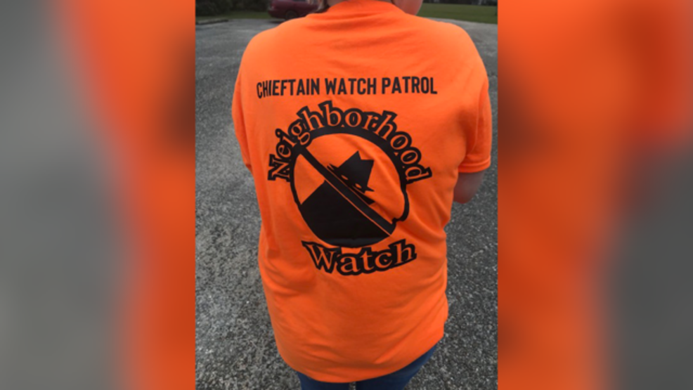 Chickasaw residents take a stand against crime & start neighborhood watch (img: WPMI)
