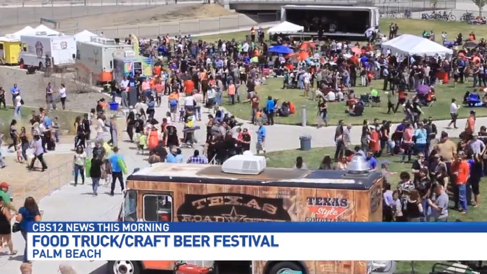 Food truck and craft beer festival coming to the palm for Food truck and craft beer festival
