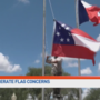 Confederate flag at Tequesta shopping plaza taken down after complaints