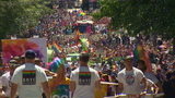 Thousands fill downtown to celebrate at Seattle Pride Parade