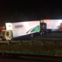 2 different tractor trailer accidents in Virginia cause backups on I-95