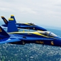 Report: Blue Angels jets swiped each other during flyover