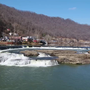 Beauty of Kanawha Falls captured in SkyTeam video