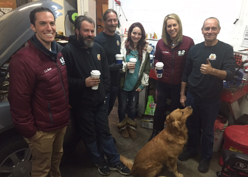 Mugshot Mondays: This week's winner is Steve's Auto Care in Star! Kelsey Anderson KBOI & Bryan Levin KBOI helped deliver free Dutch Bros. Coffee and KBOI mugs!  Want your business to be next? Enter HERE: http://bit.ly/1UoKo3X