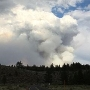 Brush fire reported north of Mammoth Lakes burns 200 acres