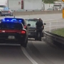 Police chase through several counties ends on I-75 in Madison Co.