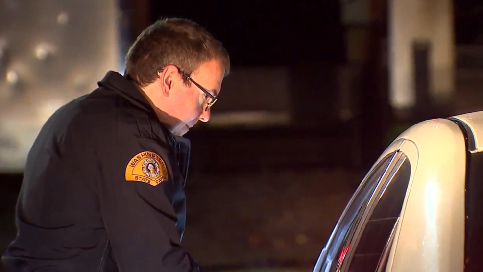 Holiday DUI patrols ongoing in Snohomish County | KOMO