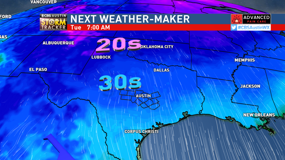 first frost or freeze on the way keye