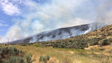 Firefighters, DNR work to extinguish Selah wild fire