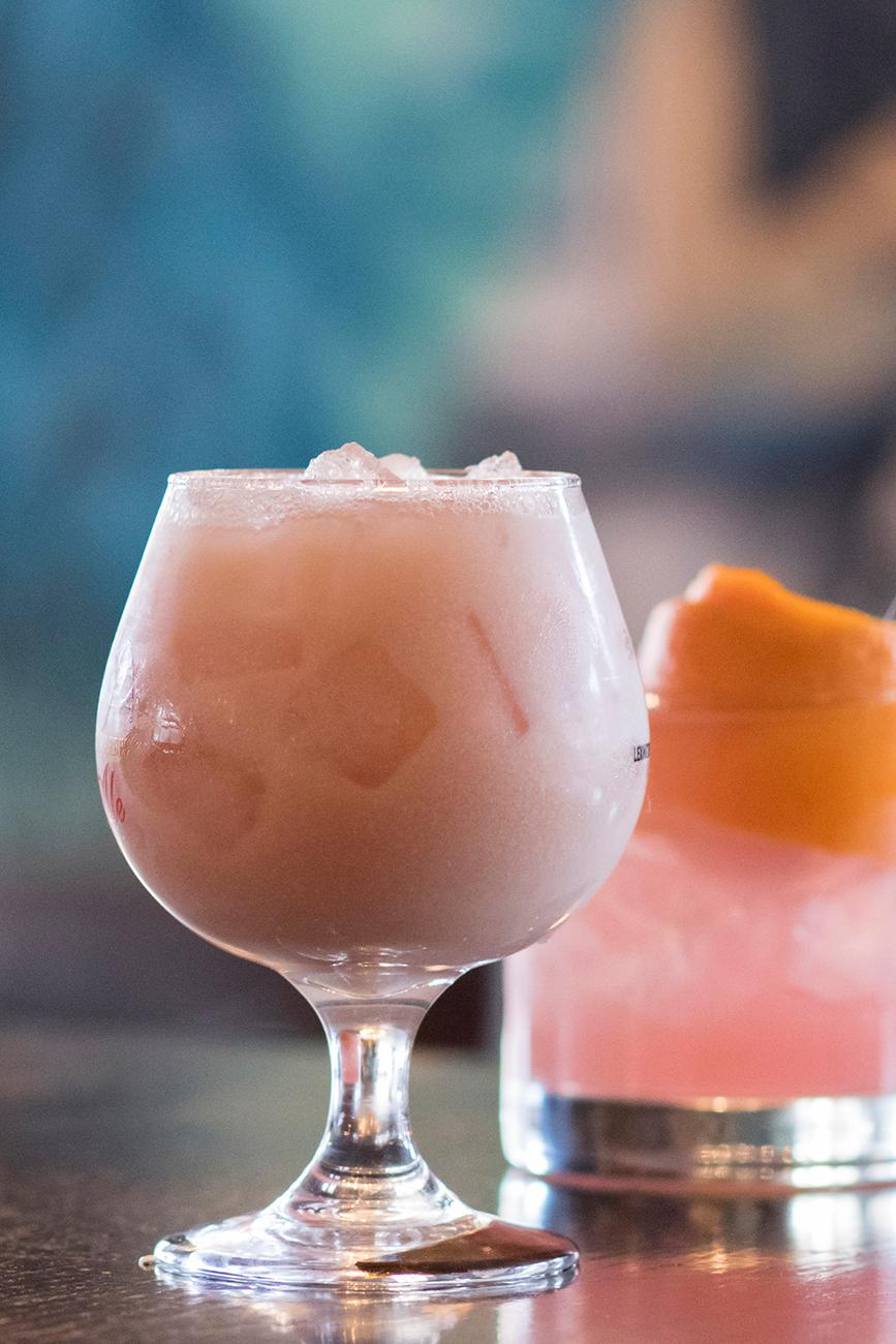 <p>Kentucky Weather Cocktail and Cero Miedo / Image: Allison McAdams // Published: 3.1.18</p>