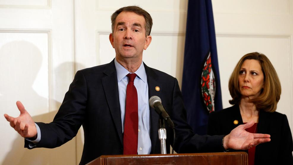 Virginia Gov. Ralph Northam wants Confederate arch gone from historic fort