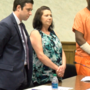 A Hancock County woman was back in court today to enter a guilty plea