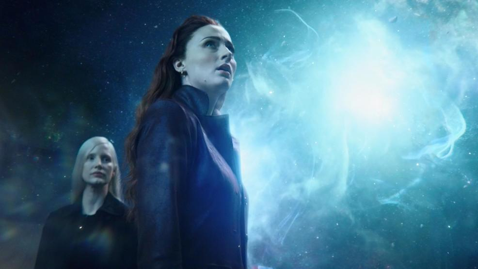Dull 'Dark Phoenix' closes out exhausted X-Men series